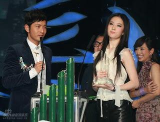 Crystal Liu Huang Xiao Ming