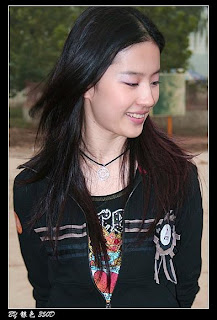 Crystal Liu CCTV