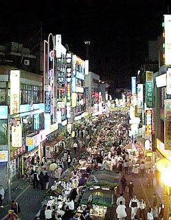 Busan Nightlife