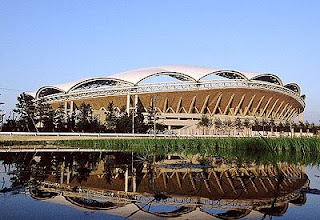 Niiagata Big Swan Stadium