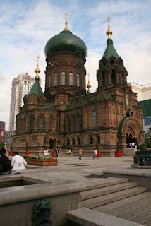 St Sophia Harbin