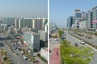 Gwangju City Street