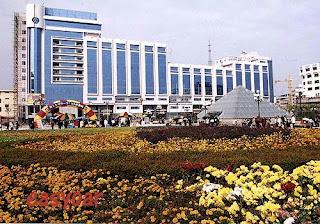 Guilin Central Square Area