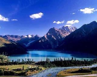 lake napahai Shangrila