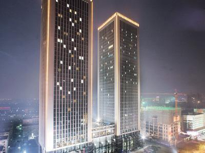 taiyuan world trade hotel