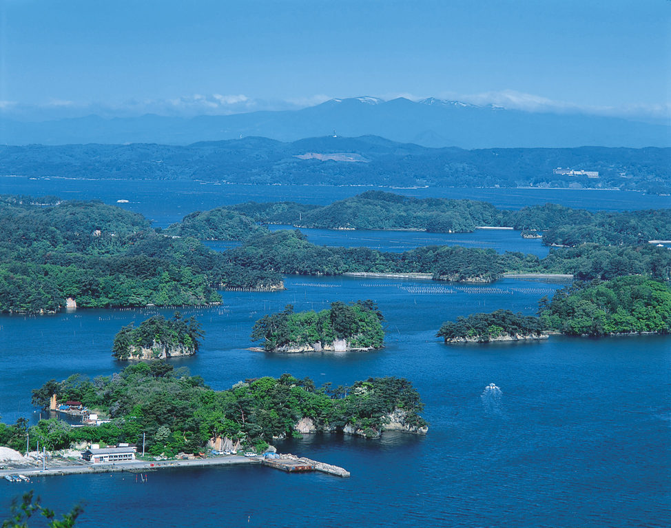 sendai matshushima bay