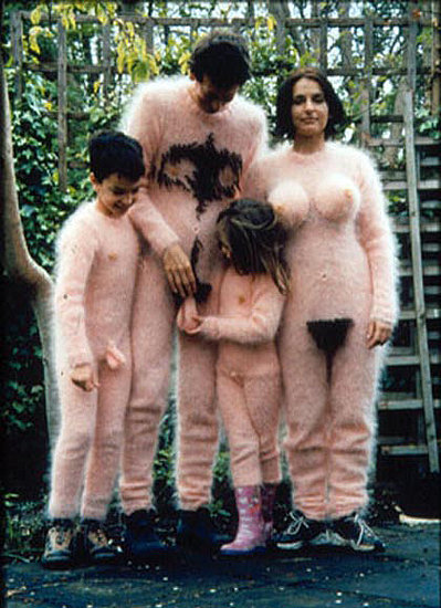 Naked family pictures