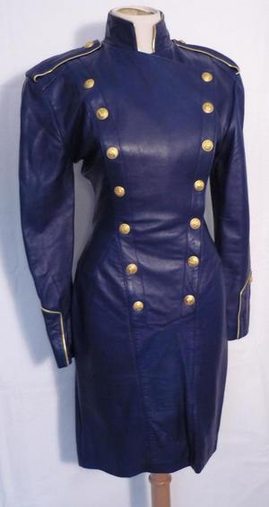 Ebay Leather North Beach Leather Military Dress Sells For