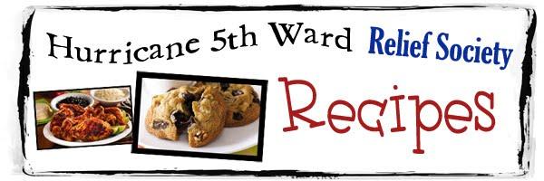 5th Ward Recipes