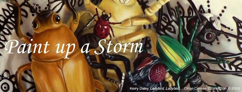 Paint up a Storm