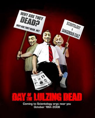 oster für Day of the Lulzing Dead
