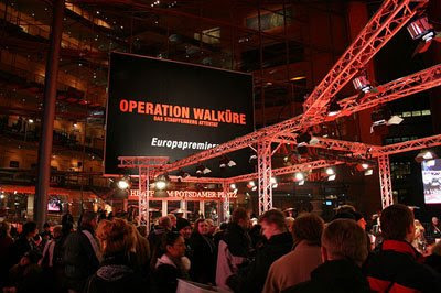 Premiere von Operation Walküre