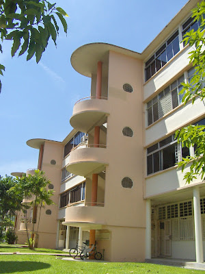Tiong Bahru Estate: July 2007