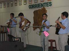 En la Casa de Corrientes