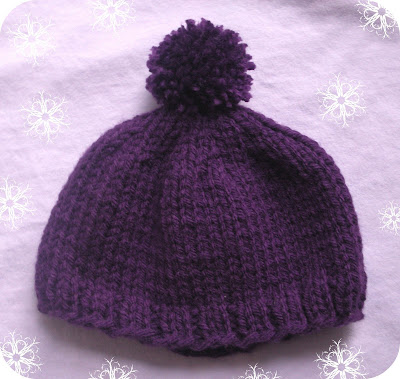 Knitting Pattern For A Dolls Hat : zakka life: Knitting Pattern: American Girl Doll Hat