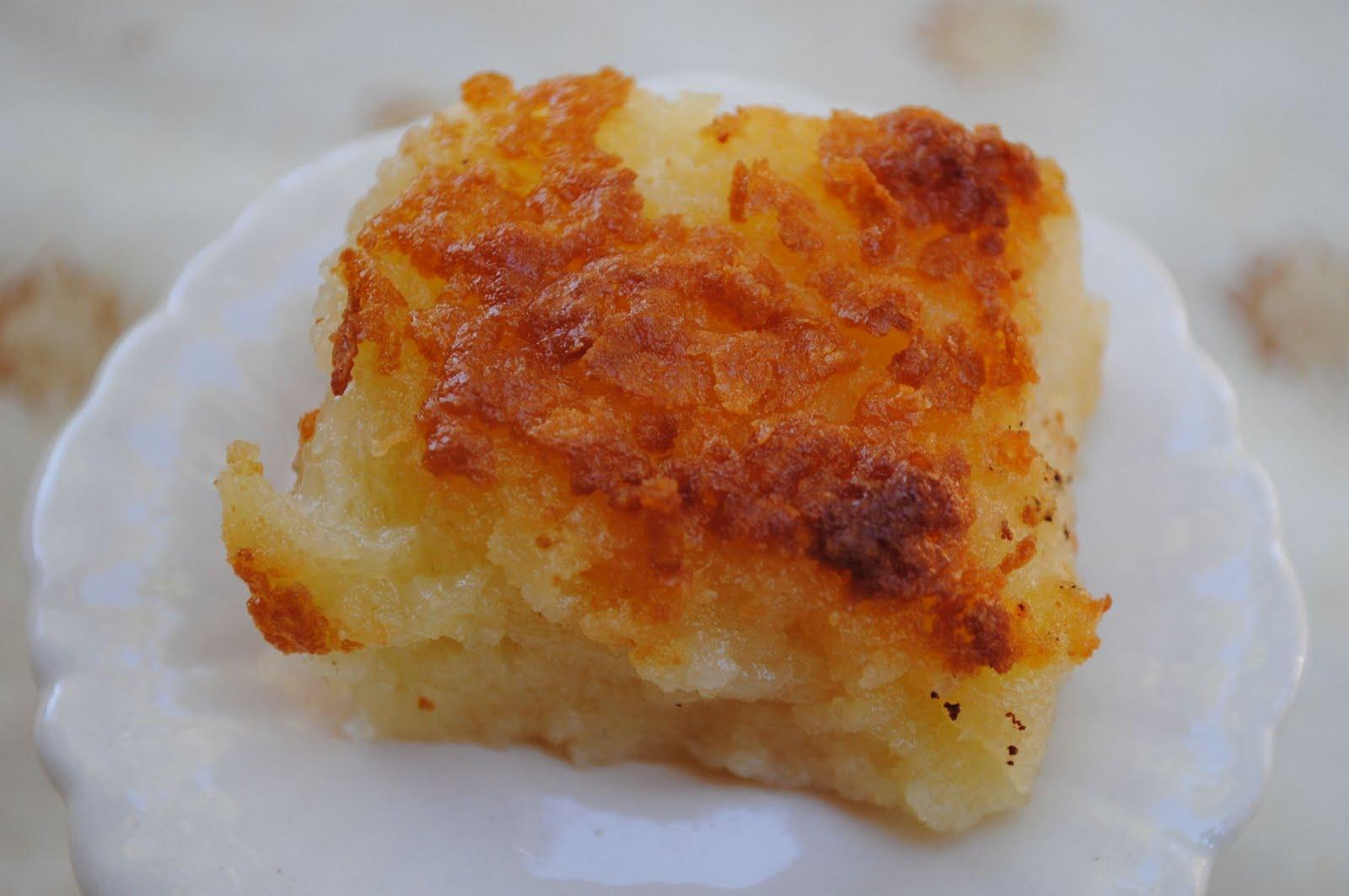 Best Butter Mochi Cake Recipe