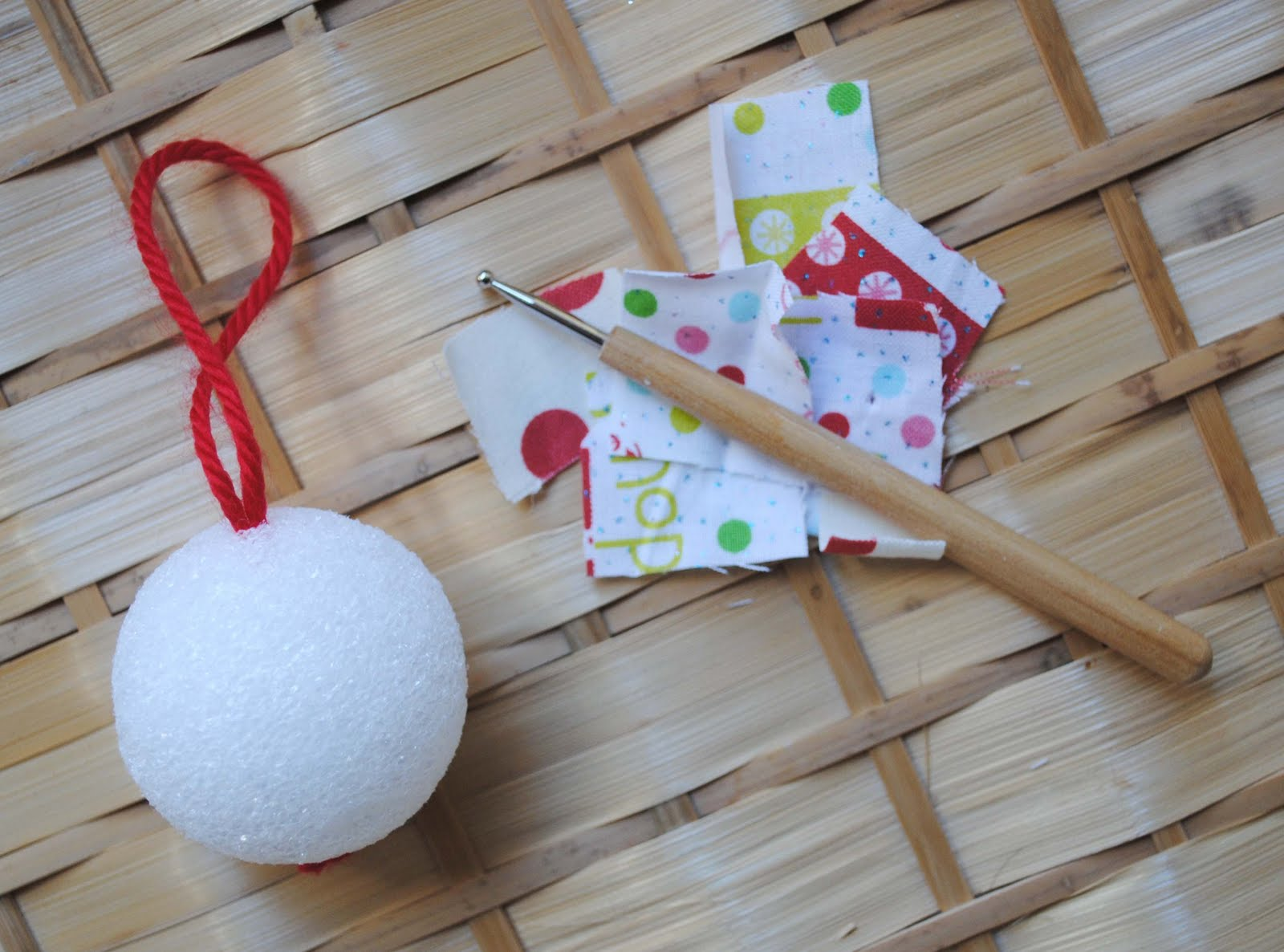 Quilts bags gardens and me kid craft from zakka life for Crafts with styrofoam balls for kids
