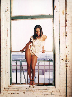 Stacey Dash King Magazine Photo Shoot
