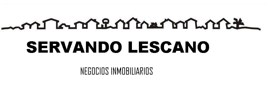 SERVANDO LESCANO ALQUILERES