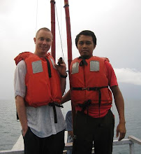 Erricson - Faisal To ILE DE RE In Bawean Island