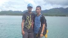 First Time Cristople XL In Bawean Island