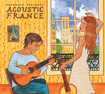 Giveaway – Acoustic France CD
