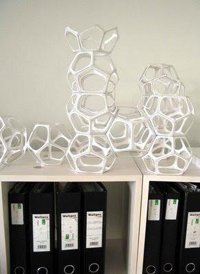 Polyhedra by Haldane Martin