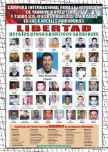 CAMPAÑA INTERNACIONAL PARA LA LIBERACIÓN DE TODOS LOS PRESOS POLÍTICOS SAHARAUIS