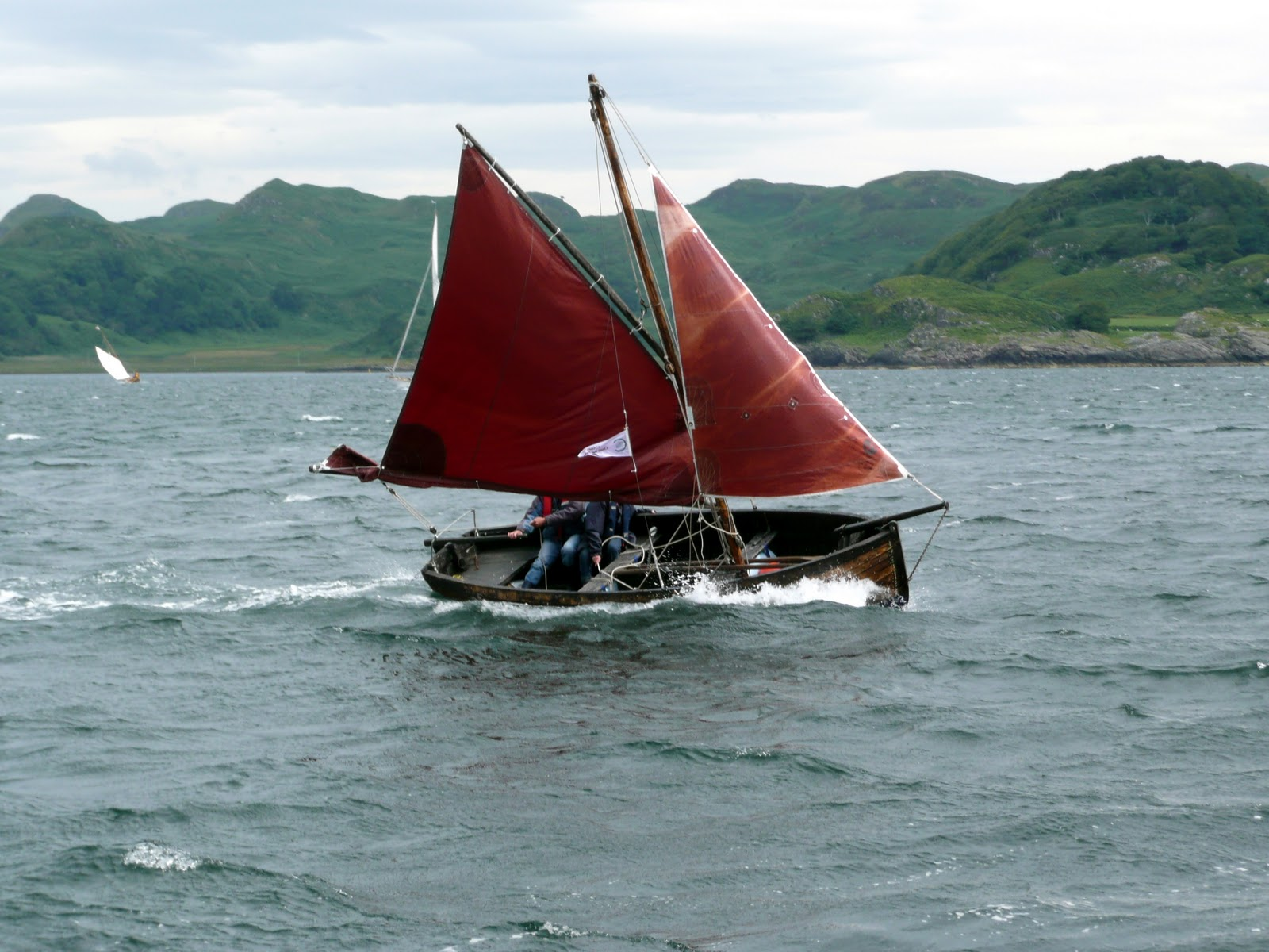 scottishboating the evolution of small boat types