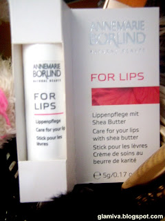 annemarie borlind lip balm review
