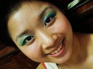 review skinfood face cheek blush highlighter