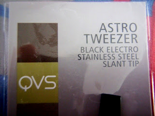 qvs favourite tweezer review