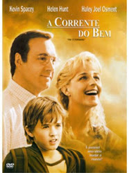 Baixar Filme A Corrente do Bem (Dual Audio) Gratis kevin spacey james caviezel helen hunt haley joel osment drama c a 2000