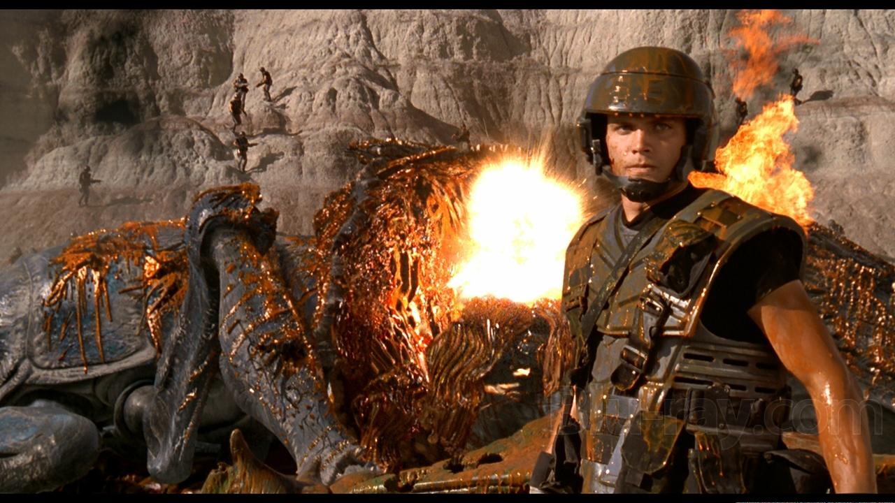 Cinema Musings: Starship Troopers