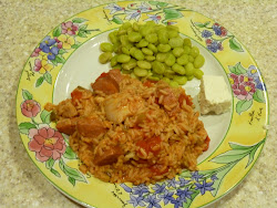 New Orleans-Inspired Jambalaya