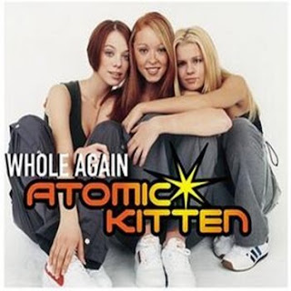 atomic kitten, whole again, whole again lyric, whole again video