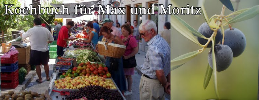 Kochbuch für Max und Moritz