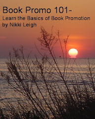 Book Promo 101: Basics of Book Promotion by Nikki Leigh