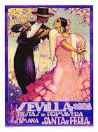 """""""Cartel Feria Sevilla"""""""