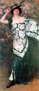 Julia Vestida de Cordobesa
