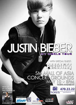 Justin Bieberconcert Schedule on Mrs  Kolca S House  Justin Bieber S Concert In The Philippines