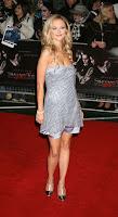 Jayne Wisener Shows Off Her Legs