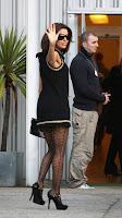 Eva Longoria Leggy Candids