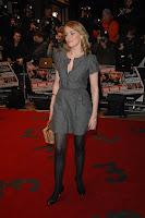 Keeley Hawes in Black Nylons