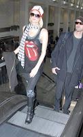 Paris Hilton Not at The Oscars