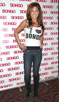 Vanessa Minnillo Loves Bongo