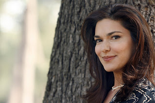 Laura Harring Ghost Son Photocall