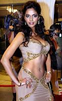Mallika Sherawat Cleavage Shots