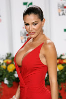 Ninel Conde Cleavage Shots