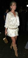 Danielle Lloyd in Boots
